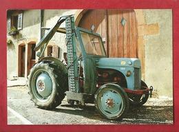Carte Moderne Agricole  - Tracteur D'antan Et En Heure - 4 - Ferguson FF30 - - Tracteurs
