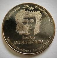 Monnaie De Paris 59. Saint Amand Les Eaux - Louise De Bettignies 2010 - 2010