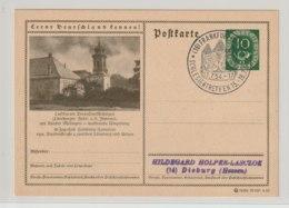 BRD Posthorn Ganzsache P016 Bevensen-Medingen Gestempelt - [7] République Fédérale