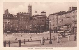 SIENA - PIAZZA VITTORIO EMANUELE - PIAZZA DEL CAMPO - Siena