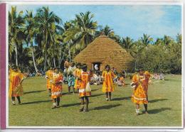 NOUMEA - Folklore Mélanésien - New Caledonia