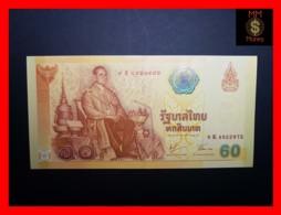 THAILAND 60 Baht 2006 P. 116 *COMMEMORATIVE*  UNC - Tailandia