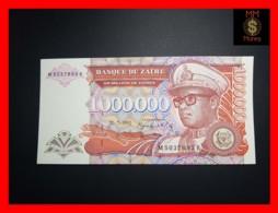 ZAIRE 1.000.000  1000000 Zaires 31.7.1992  P. 44  UNC - Zaire