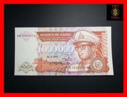 ZAIRE 1.000.000  1000000 Zaires 30.6.1993  P. 45 B  UNC - Zaire