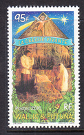 2010 Wallis & Futuna Christmas Noel  Complete Set Of 1 MNH - Wallis Und Futuna
