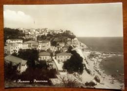 Numana (Ancona) - Panorama - 1958 - Viaggiata - Italien