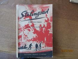 STALINGRAD CHOSES VUES (1942-1943) PAR VASSILI GROSSMANN TRADUIT DU RUSSE 1945 - Books