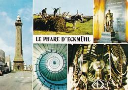 29 Le Phare D'Eckmühl Divers Aspects (2 Scans) - Penmarch