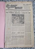 ILUSTROVANI SPORTSKI LIST 1939 UVEZANO 48 BROJEVA KINGDOM OF YUGOSLAVIA, BANDED 48 NUMBER  Rrare - Boeken
