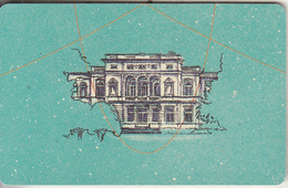 GERMANY(chip) - Here We Are/Bonn-Deutschland(A 52 F), Tirage 49000, 12/91, Used - Germania