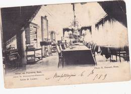 43716 -   Spa  Hôtel De Flandre - Salon De Lecture - Spa
