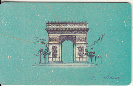 GERMANY(chip) - Here We Are/Paris(A 52 E), Tirage 49000, 12/91, Used - Germania