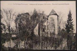 24 - La Dordogne Pittoresque - Chateau De Salignac ( XII Siècle ) - Vue De La Grande Facade - CPA Neuve - France