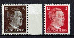 DR 1942 // Mi. 826/827 ** - Germany