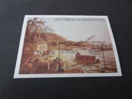 K32017  - Bloc  MNH Antigua & Barbuda - 1984 - SC. 772 - Abolition Of Slavery - Antigua Und Barbuda (1981-...)