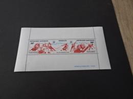 M10470 - Bloc  MNH Rep. Gabon 1976 - Olympics Innsbruck - Winter 1976: Innsbruck