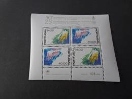 M10366A - Bloc  MNH Portugal - 1976  - BL. 24 - Declaration Universal And European Conference - Briefmarken