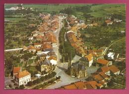 57. Courcelles Chaussy. Vue Aérienne Partielle.  1987 - Frankreich