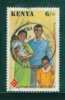Kenya Family 6sh Fine Used - Kenia (1963-...)