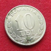 Romania 10 Lei 1995 KM# 116 Romenia Romanie Roumanie - Rumänien