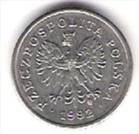Polen 10 Groszy K-N 1992 Schön Nr.285 - Polen
