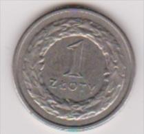 Polen 1 Zloty K-N Jahrgang 1995 Schön Nr.288 - Polen