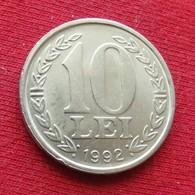 Romania 10 Lei 1992 KM# 108 Romenia Romanie Roumanie - Rumänien