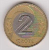 Polen 2 Zlote K-N / Al-N-Bro Jahrgang 1995 Schön Nr.289 - Polen