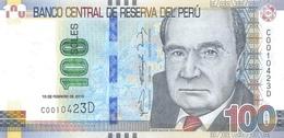 PERU P. 195 100 S 2015 UNC - Peru