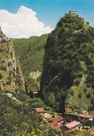 (G069) - ROCCAPORENA DI CASCIA (Perugia) - Lo Scoglio Di Santa Rita E Veduta Del Villaggio - Perugia