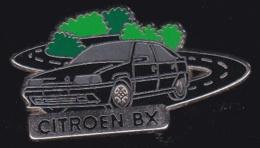 65201-Pin's-.Citroen BX.signé Decat Paris. - Citroën