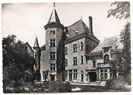 38 Saint Geoire En Valdaine Château De Clermont (2 Scans) - Saint-Geoire-en-Valdaine
