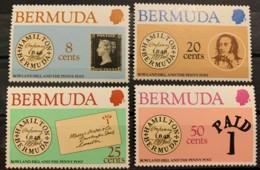 BERMUDA - MNH** - 1980 - #  389/392 - Bermuda
