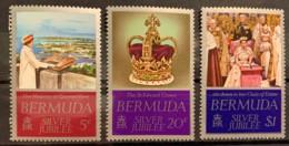 BERMUDA - MNH** - 1977 - #  347/349 - Bermuda