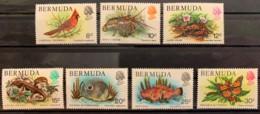 BERMUDA - MNH** - 1978 - #  367/373 - Bermuda