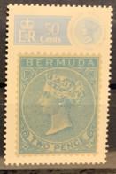 BERMUDA - MNH** - 1989 - #  581 - Bermuda