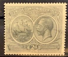 BERMUDA - MH* - 1920 - #  57 - Bermuda