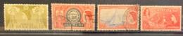 BERMUDA - M/U - 1953-1958 - #  143/158 EXCEPT 157 - Bermuda