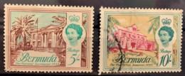 BERMUDA - (0) - 1962-1965 - #  189/190 - Bermuda