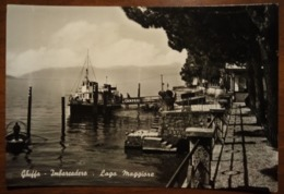 Lago Maggiore - Ghiffa (Verbania) - Imbarcadero - 1962 - Viaggiata - Pubblicità Campari - Ohne Zuordnung