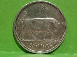 Irlande, 1 Schilling 1928 Argent - Ierland