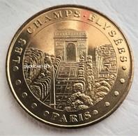 Monnaie De Paris 75.Paris - Les Champs Elysées 2014 - Monnaie De Paris