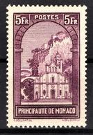MONACO 1933 / 1937 -  Y.T. N° 132  -  NEUF** /1 - Unused Stamps
