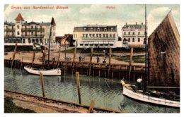 Germany  Gruss Aus Nordseebad Busum  Hafen - Germany
