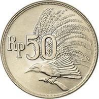 Monnaie, Indonésie, 50 Rupiah, 1971, SUP, Copper-nickel, KM:35 - Indonesia