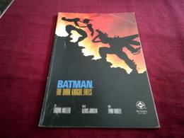 BATMAN  THE DARK KNIGHT   FALLS    1986 - DC