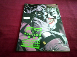 BATMAN   THE KILLING JOKE - DC