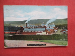 Prison  Reformatory Shops Elmira NY      Ref 4088 - Prison