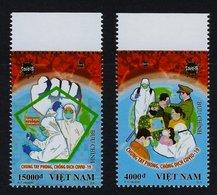 """2020 VIETNAM """"COVID 19"""" SINGOLI MNH - Vietnam"""