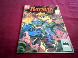 BATMAN   N° 432  APR 89 - DC